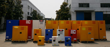 dangerous goods safety storage cabinets manufacturer