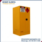 350 Liters industrial safety storage cabinet for flammable