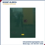 AS 160L safety storage cabinet for pesticide liquid