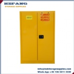 90 Gallon 340 Liter flammable drum safety cabinet