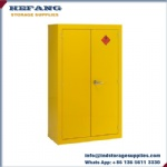UK flammable liquid safety storage cabinet
