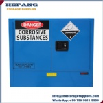AS 100 Liters corrosive chemical safety storage cabinet